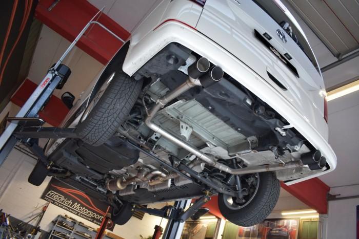 76mm Duplex-Anlage mit Soundgenerator für VW T6 Bus