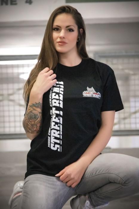 T-Shirt STREETBEAST schwarz Gr. XL