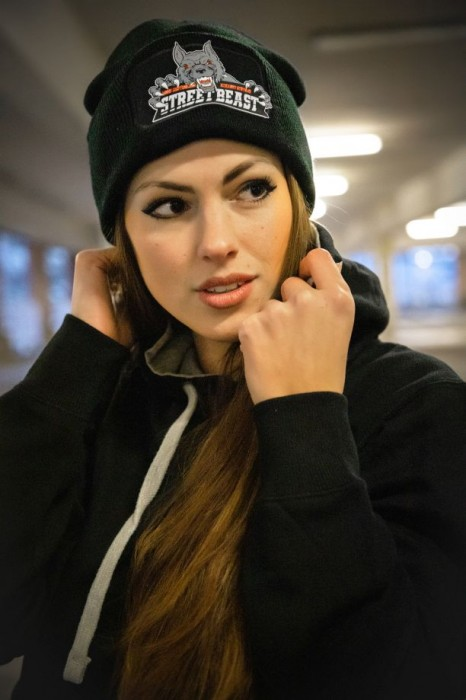 Mütze STREETBEAST schwarz