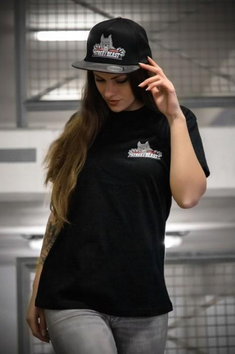 T-Shirt STREETBEAST schwarz Gr. M